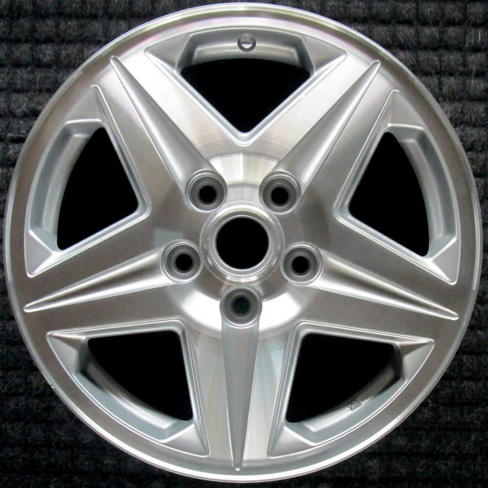 Chevrolet Impala Machined 17 Inch OEM Wheel 2004-2005