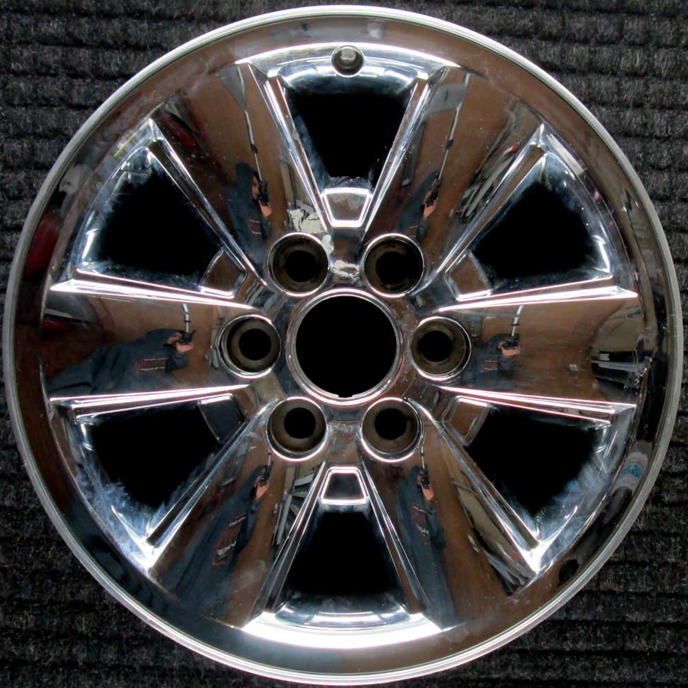 "GMC Yukon XL 1500 18"" OEM Chrome Clad Wheel 2009-2014 09597226"