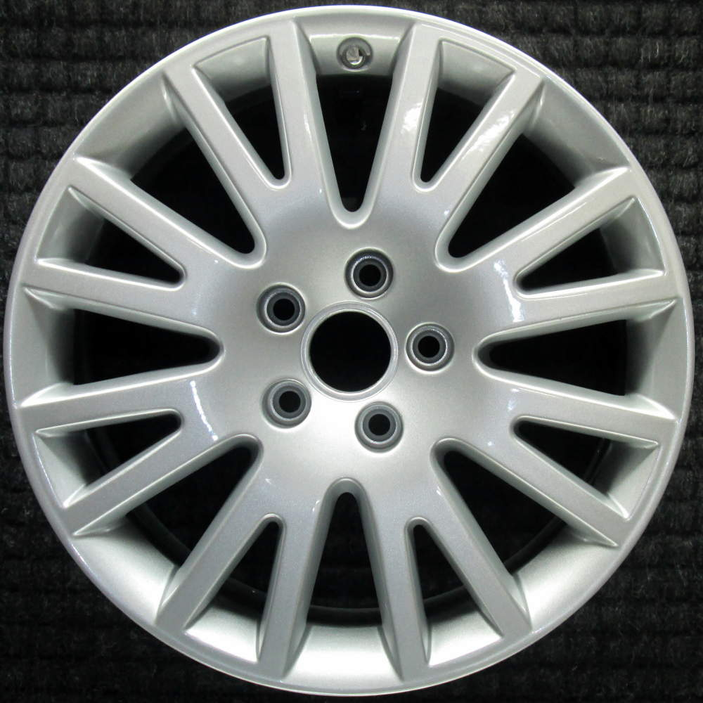 Audi A6 Painted 17 Inch OEM Wheel 2005-2010 4F0601025AK8Z8