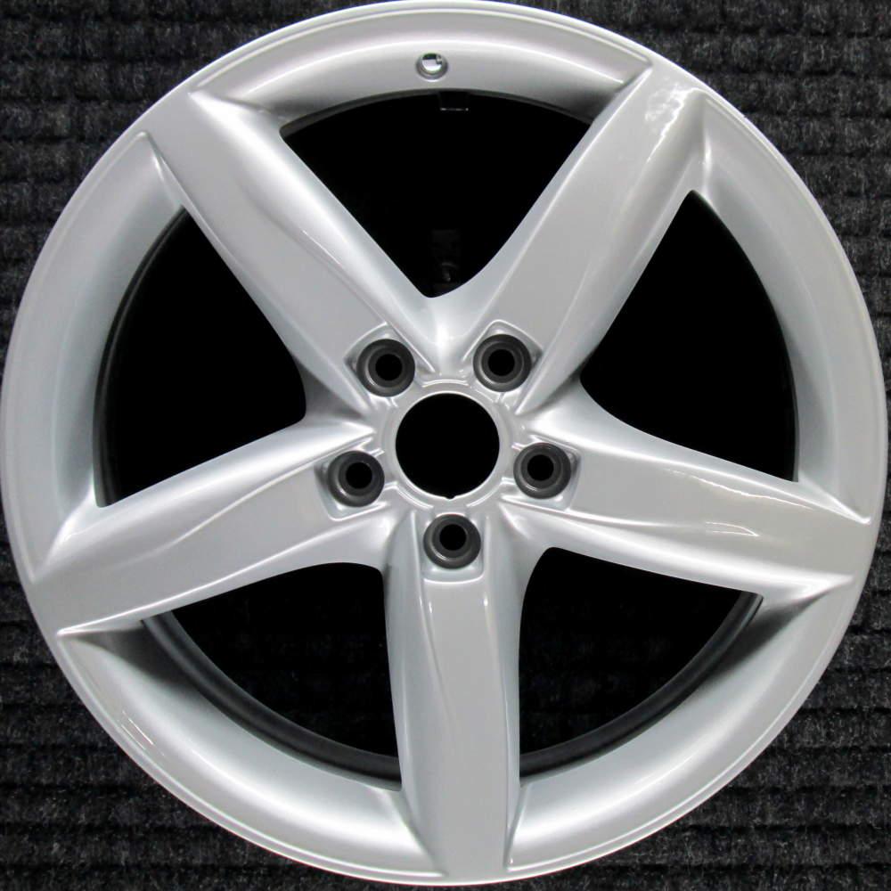 """Audi A4 18"""" OEM Wheel 2009-2012 8K0601025CD 8K0601025CC"""