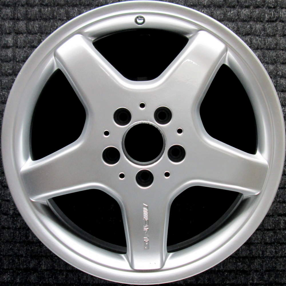 Mercedes-Benz ML320  Painted 17 inch OEM Wheel  2002-2005 1634011702 66474120