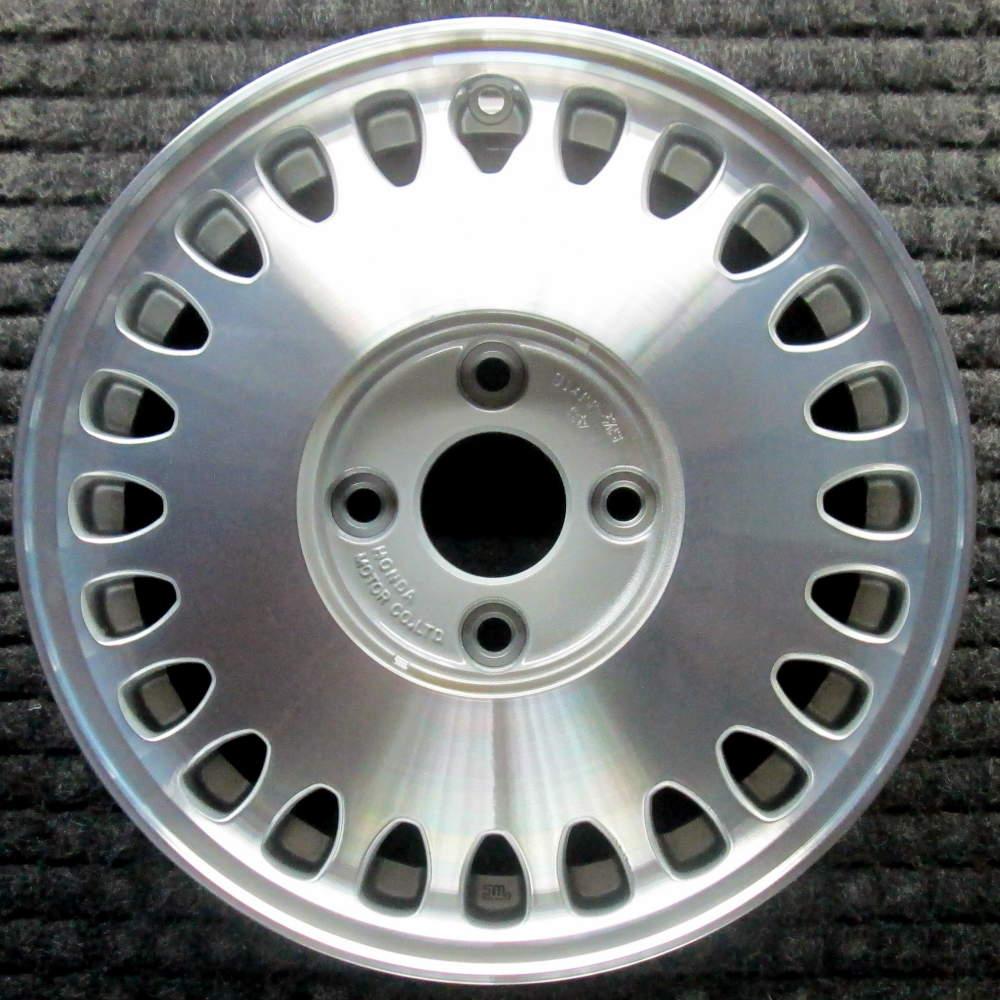 Acura Legend Machined 15 Inch OEM Wheel 1989-1990