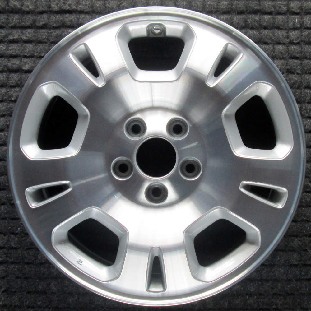 Acura MDX Machined 17 Inch OEM Wheel 2001-2002