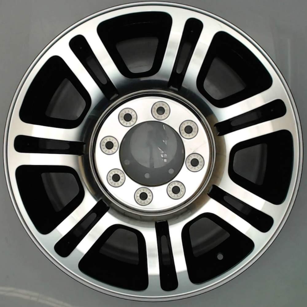 "Ford F-250 20"" Machined w/ Black Pockets OEM Wheel 2011 ..."