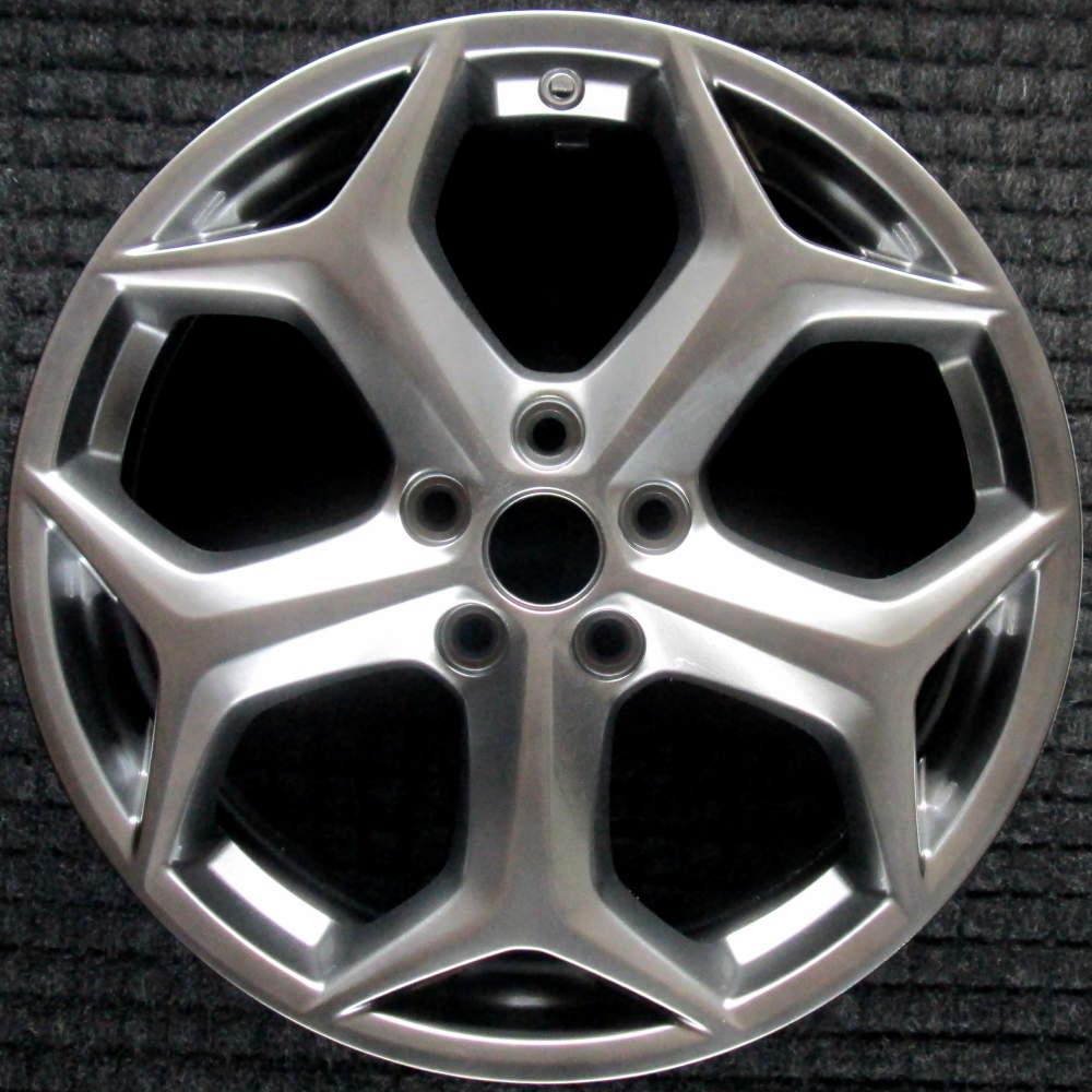 "Car Dealerships San Antonio >> Ford Focus 18"" Charcoal OEM Wheel 2013-2017 CM5Z1007B ..."