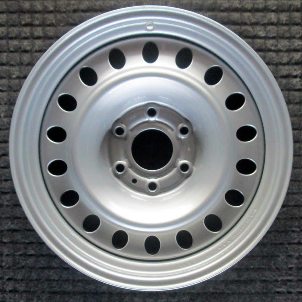 "2007-2018 NISSAN ARMADA TITAN Factory Blzck Steel Wheel 18/"" 62491 Rat Rod OEM"