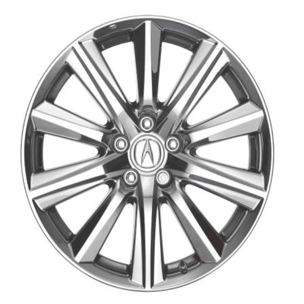 "Acura MDX 19"" OEM Chrome Wheel 2014-2016 08W19TZ5200"