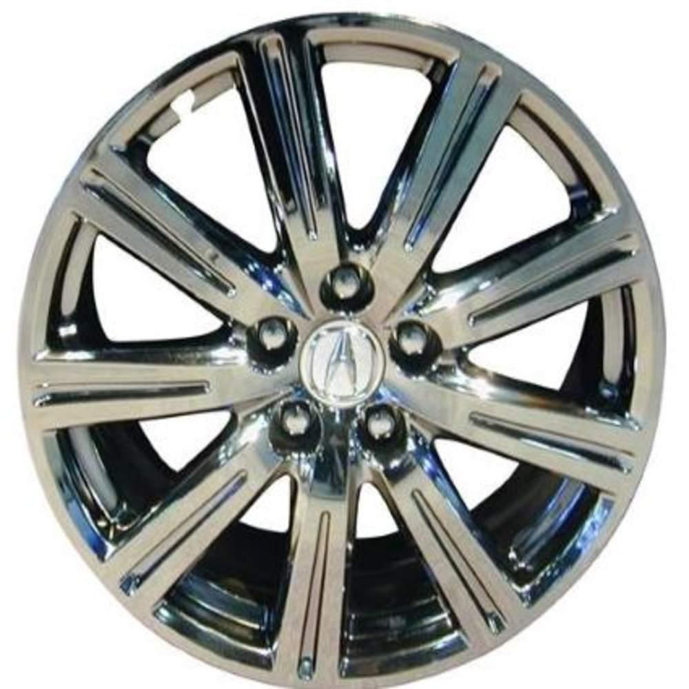 Acura TL No Variations OEM Wheel WTKB - Acura tl 19 oem wheels