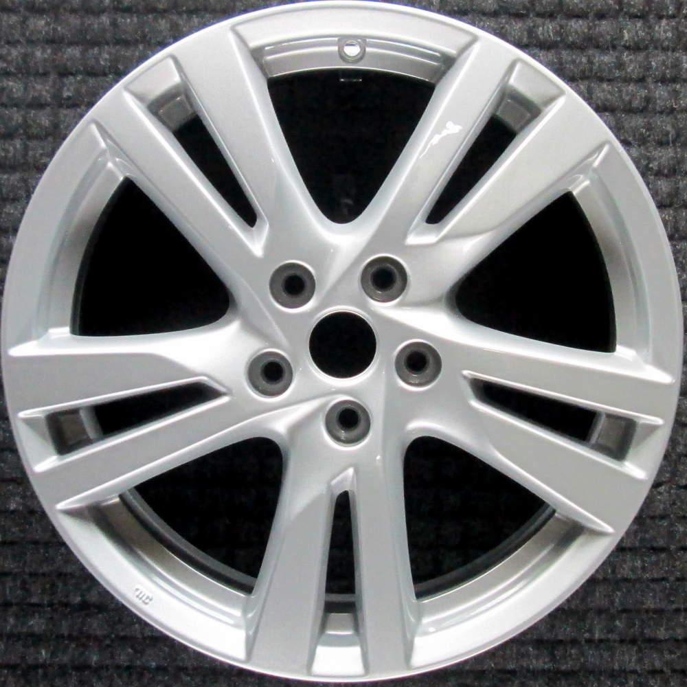 "Car Dealerships In San Antonio Tx >> Nissan Altima 18"" All Silver OEM Wheel 2013-2017 403003TA4A"