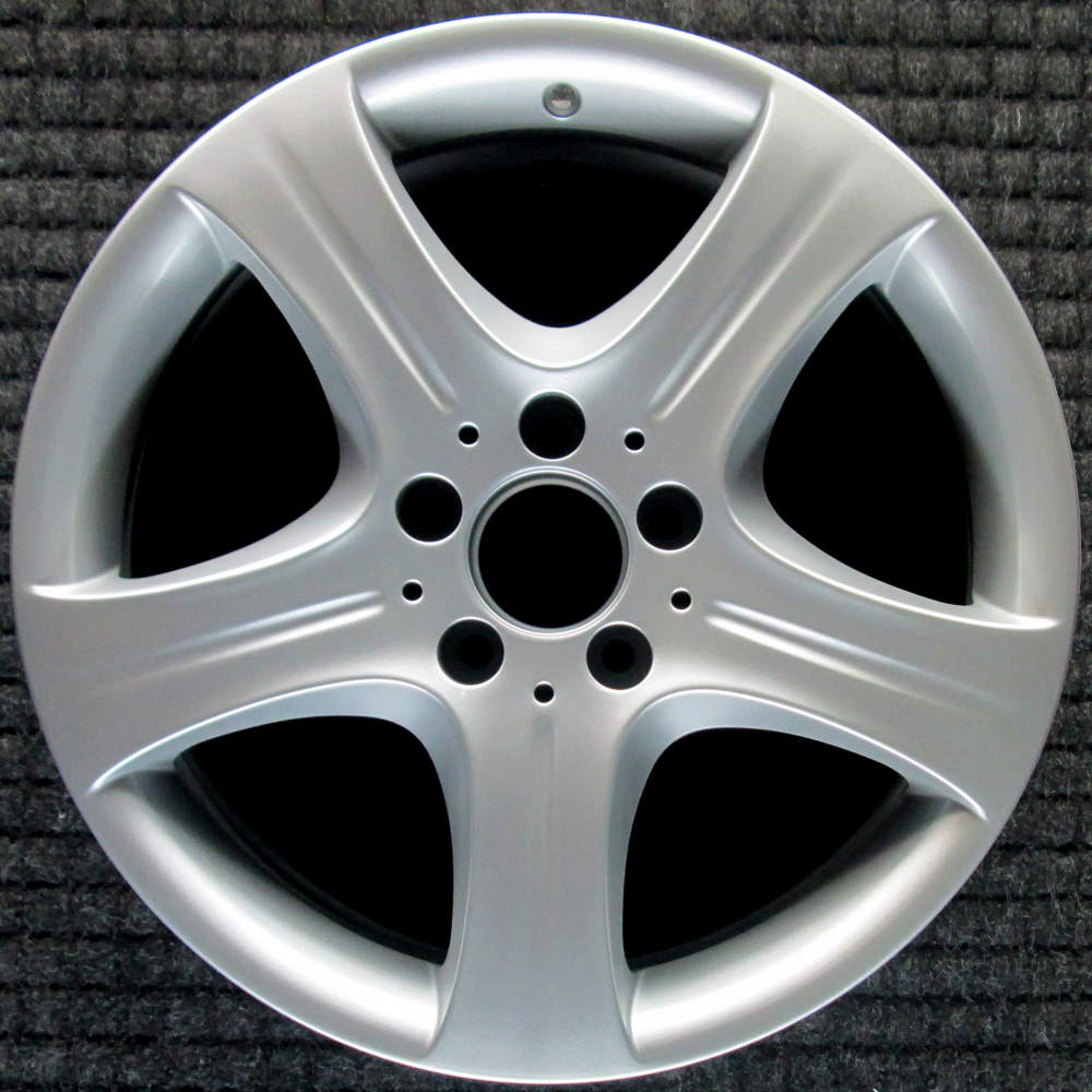 "Mercedes-Benz E350 17"" OEM Wheel 2012-2016 2124015902"