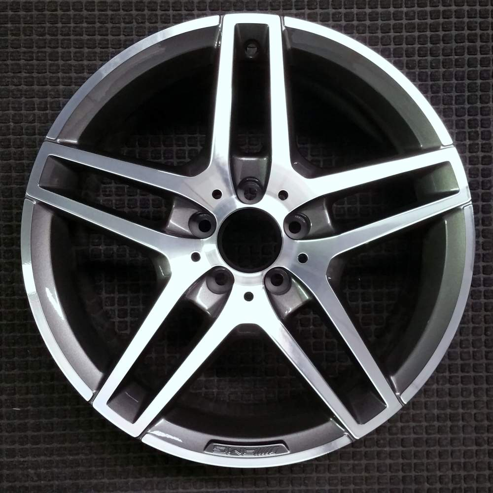 "Car Dealerships San Antonio >> Mercedes-Benz E Class 18"" OEM Wheel 2011-2015 A2124010300"