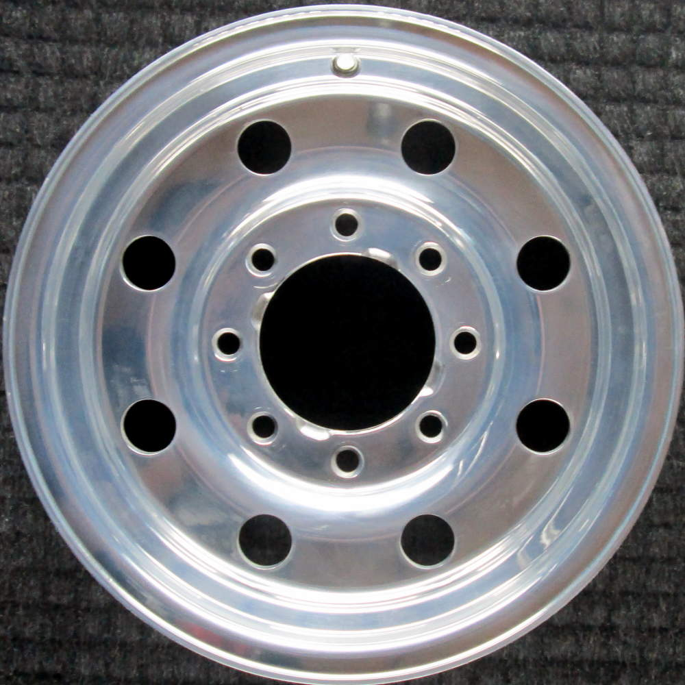 house on wheels ford f 250 16 quot polished oem wheel 1994 2008 f5tz1007a 13008