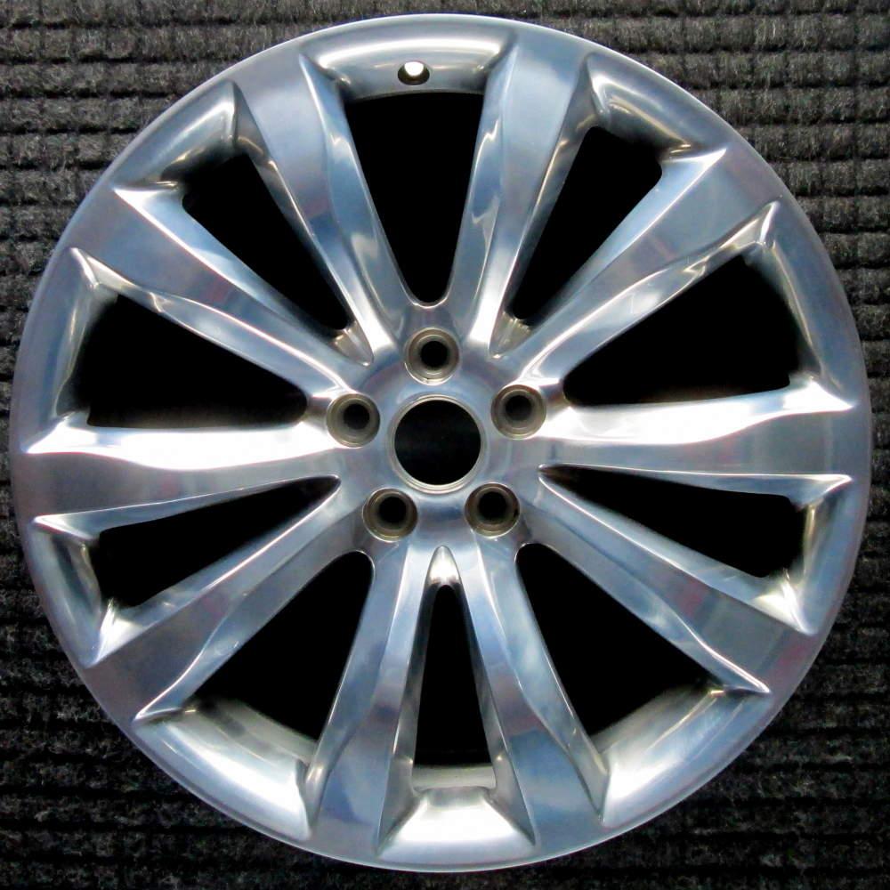 "Chrysler 300 20"" Polished OEM Wheel 2015-2018 5PQ14TRMAB"