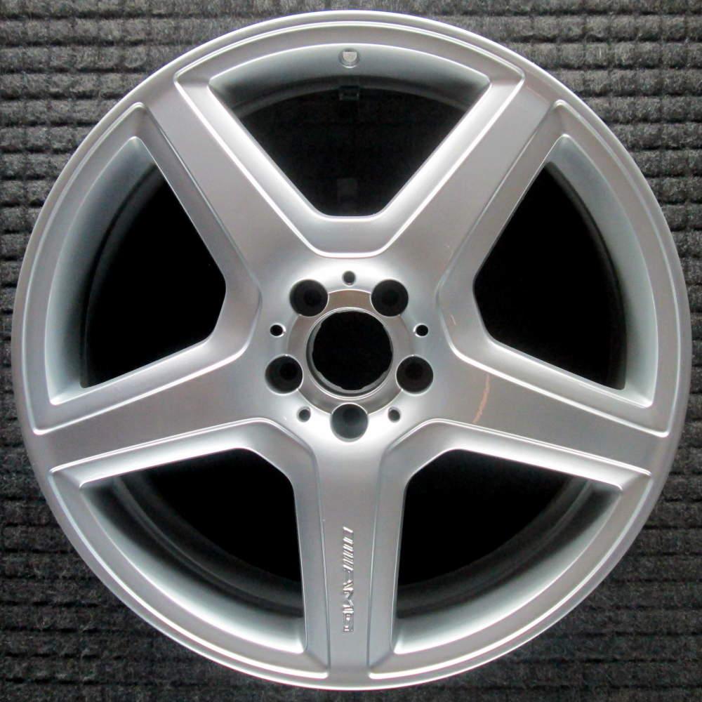 Mercedes Benz Cl550 20 Silvercompatible Replica Wheel 2007 2014 2008 2214012402 B66031193