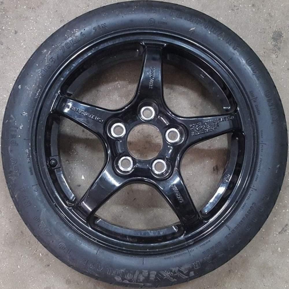 "Cadillac DTS 17"" OEM Spare Wheel 2005-2011 9594807"
