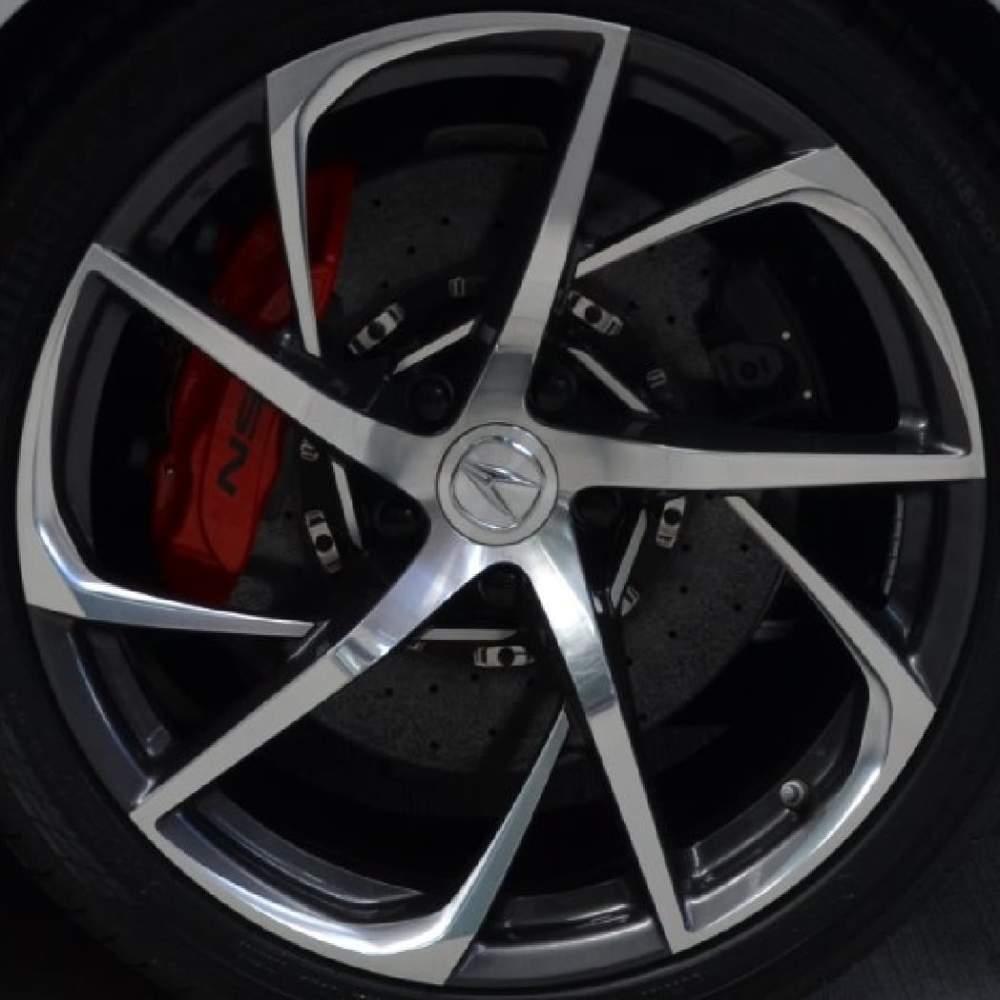 "Acura NSX 19"" OEM Remanufactured Wheel 2017-2019 Polished"