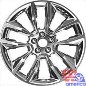 ford escape 19 oem chrome wheel 2014 2016 ej5z1007a 2014 Kia Sorento Sportage ford escape 19 oem chrome wheel 2014 2016 ej5z1007a