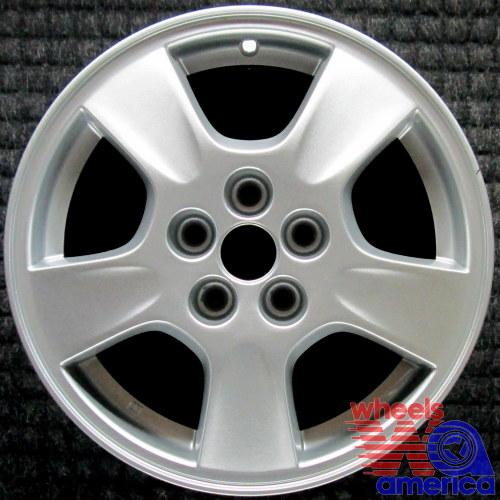 Wheel Rim Chevrolet Cavalier 15 2000 2002 09593200 09593212 31025165