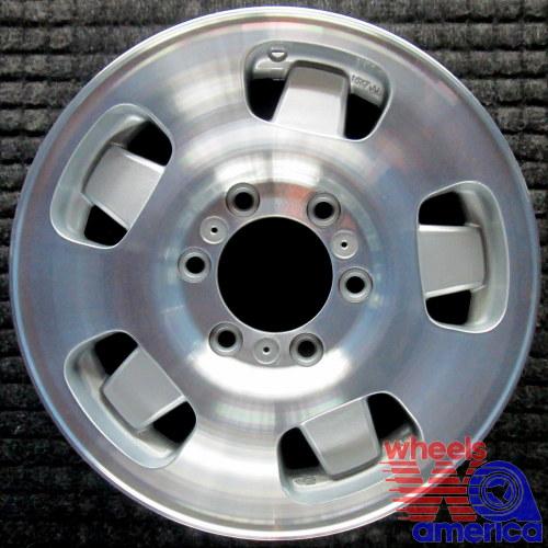 wheel rim isuzu trooper 16 1993-1997 8970857391 8971033660