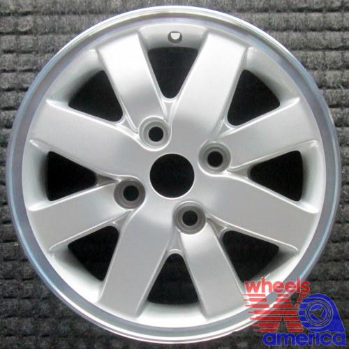 Wheel Rim Mitsubishi Galant 15 1997 1998 Mr762662 Mr780970 Oem