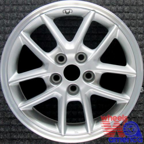 Mitsubishi Eclipse 06 07 08 17x7 5 5 Lug 65811 Original Factory Wheel Rim
