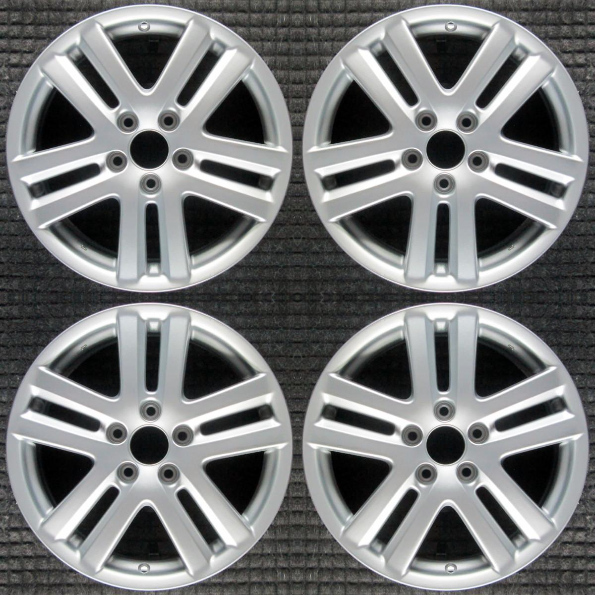 Honda Accord  Machined 15 inch OEM Wheel  2001-2002 6498380 42700S82A52