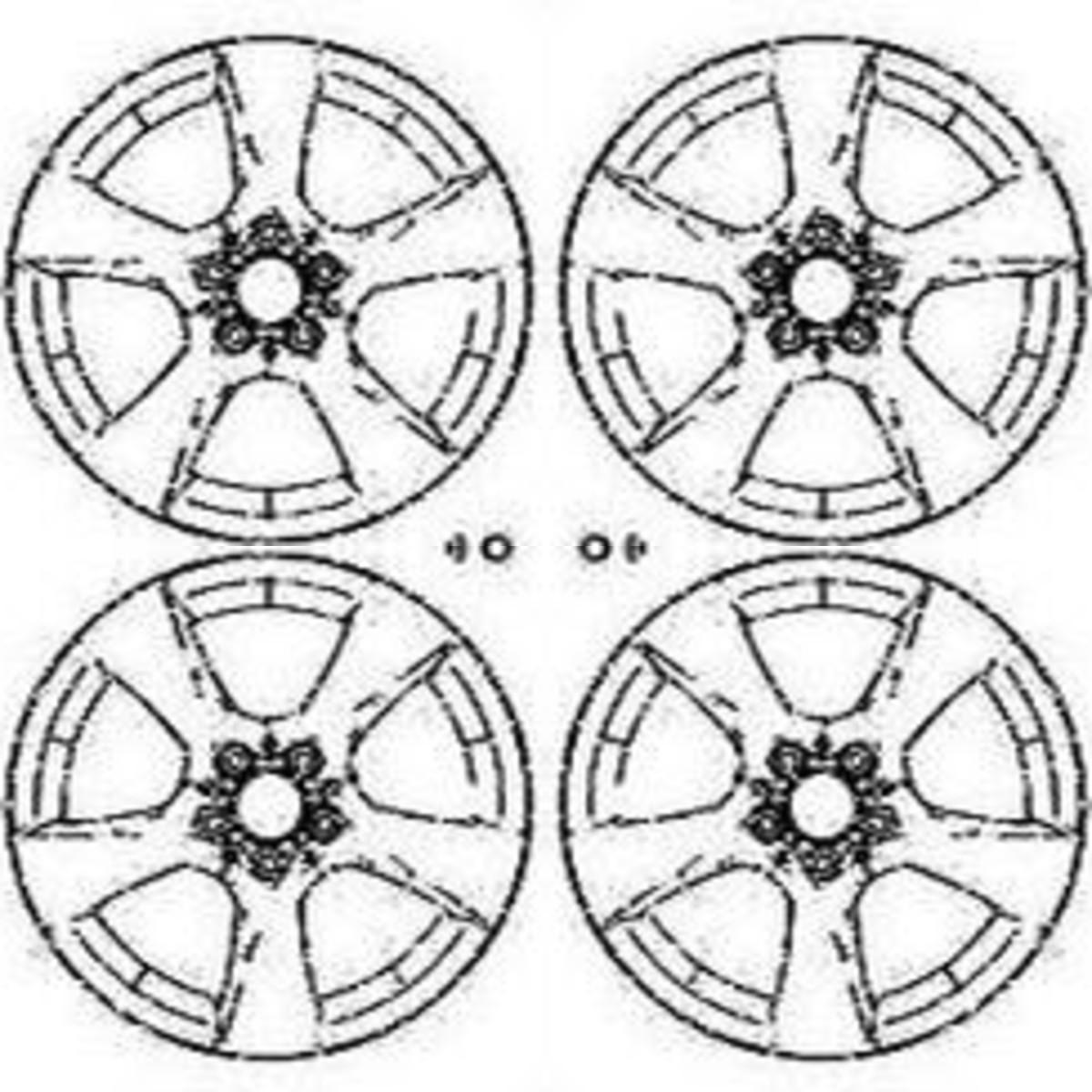 wheels america online store shop original oem remanufactured wheels 2007 Mercury Milan Premier original sets