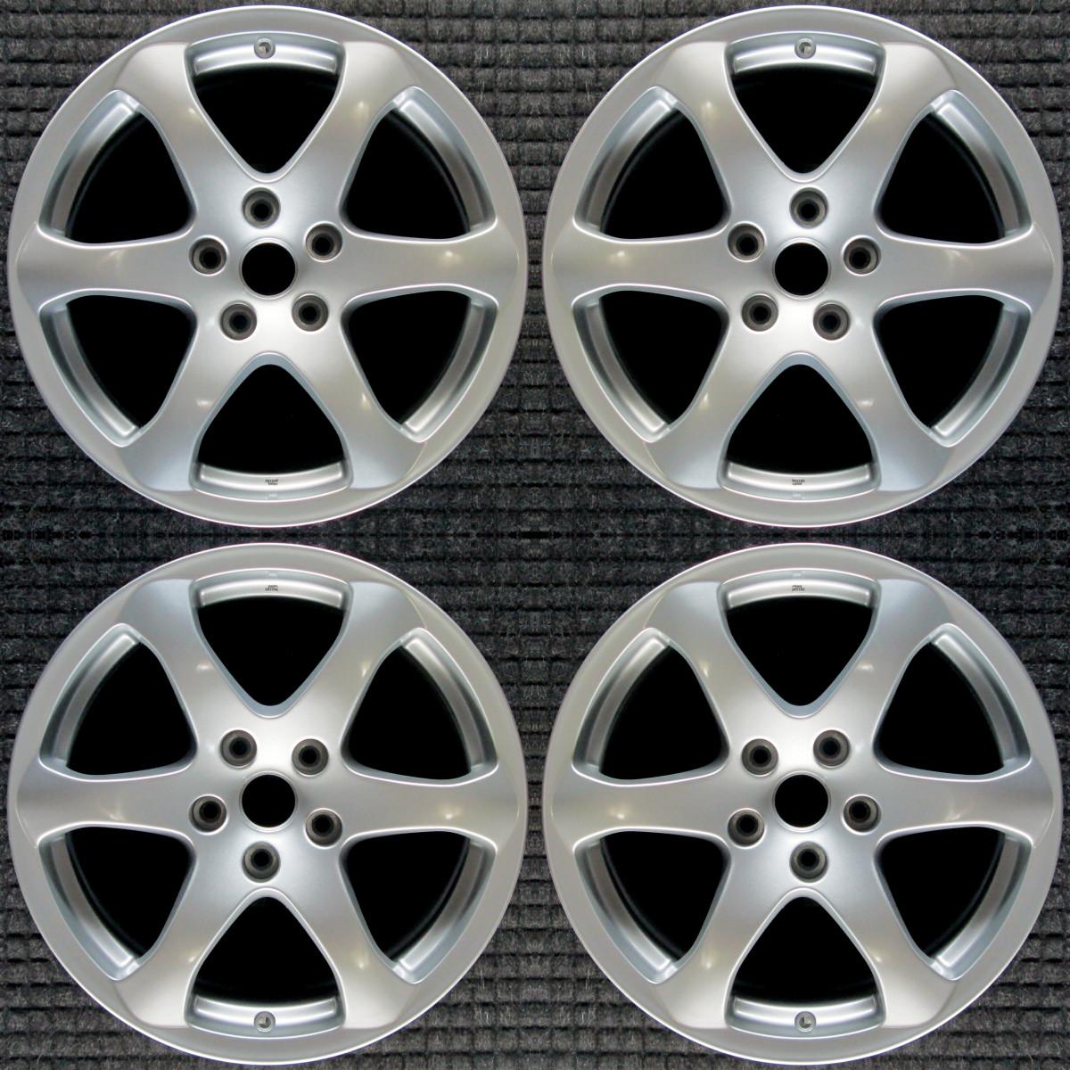 Infiniti J30  Left Side 15 inch OEM Wheel  1993-1997 4030010Y25 4030010Y26