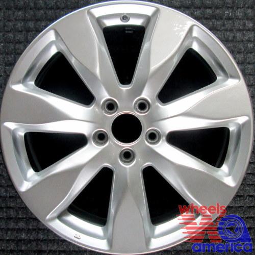 Wheel Rim Acura MDX 19 2014-2016 42700TZ5A21 Hyper OEM