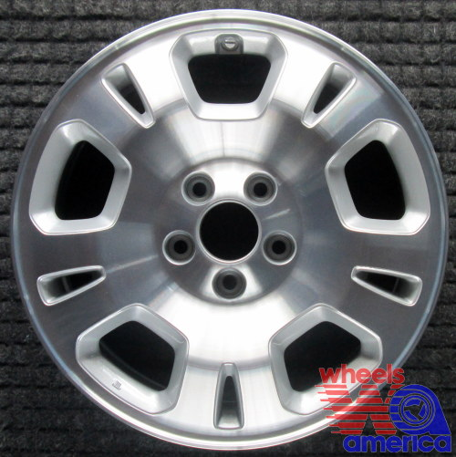 Wheel Rim Acura MDX 17 2001 2002 42700S3VA11 Machined OEM