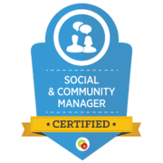 social and community manager