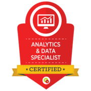 analytics and data specialist
