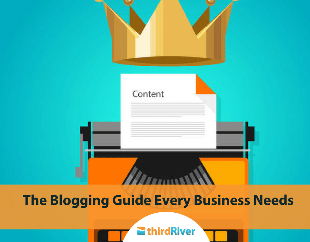 The Blogging Guide Every Business Needs
