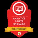 analytics and data specialist