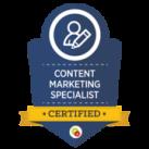 content marketing specialist