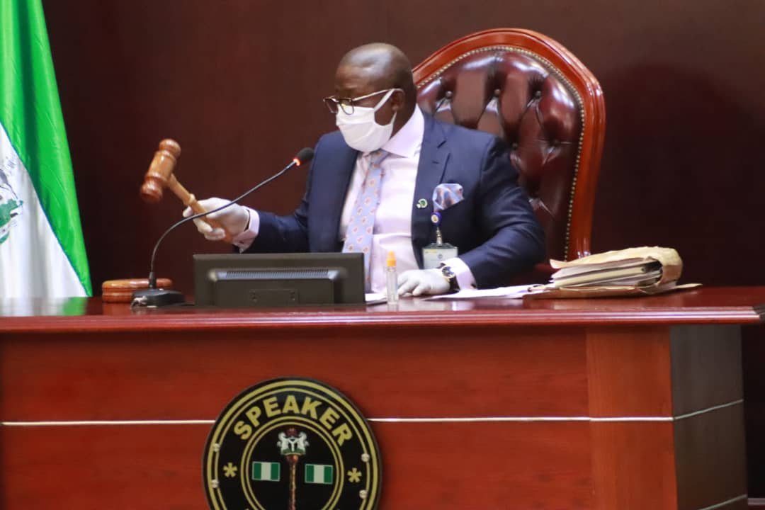 House of Assembly Passes Two Bills On Resumption of Plenary