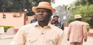 Comrade Sheriff Mulade