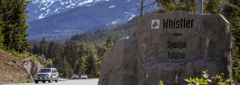 Whistler Bc Canada Car Rentals Tourism Whistler