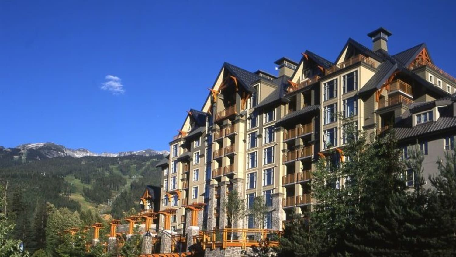 Image result for Pan Pacific Whistler Village Centre