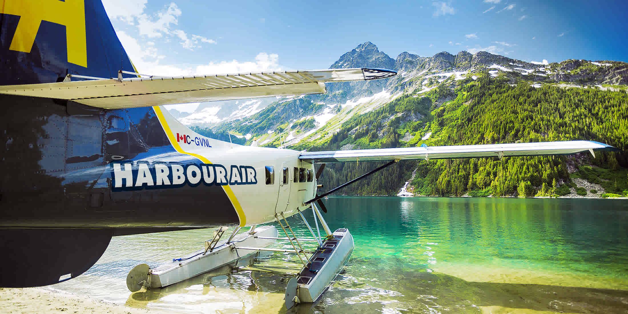 Whistler Floatplane Tours