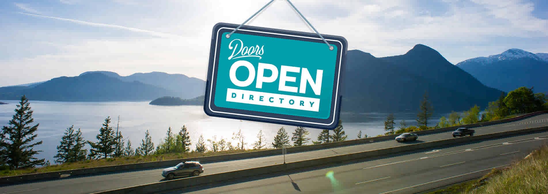 Whistler Doors Open Directory