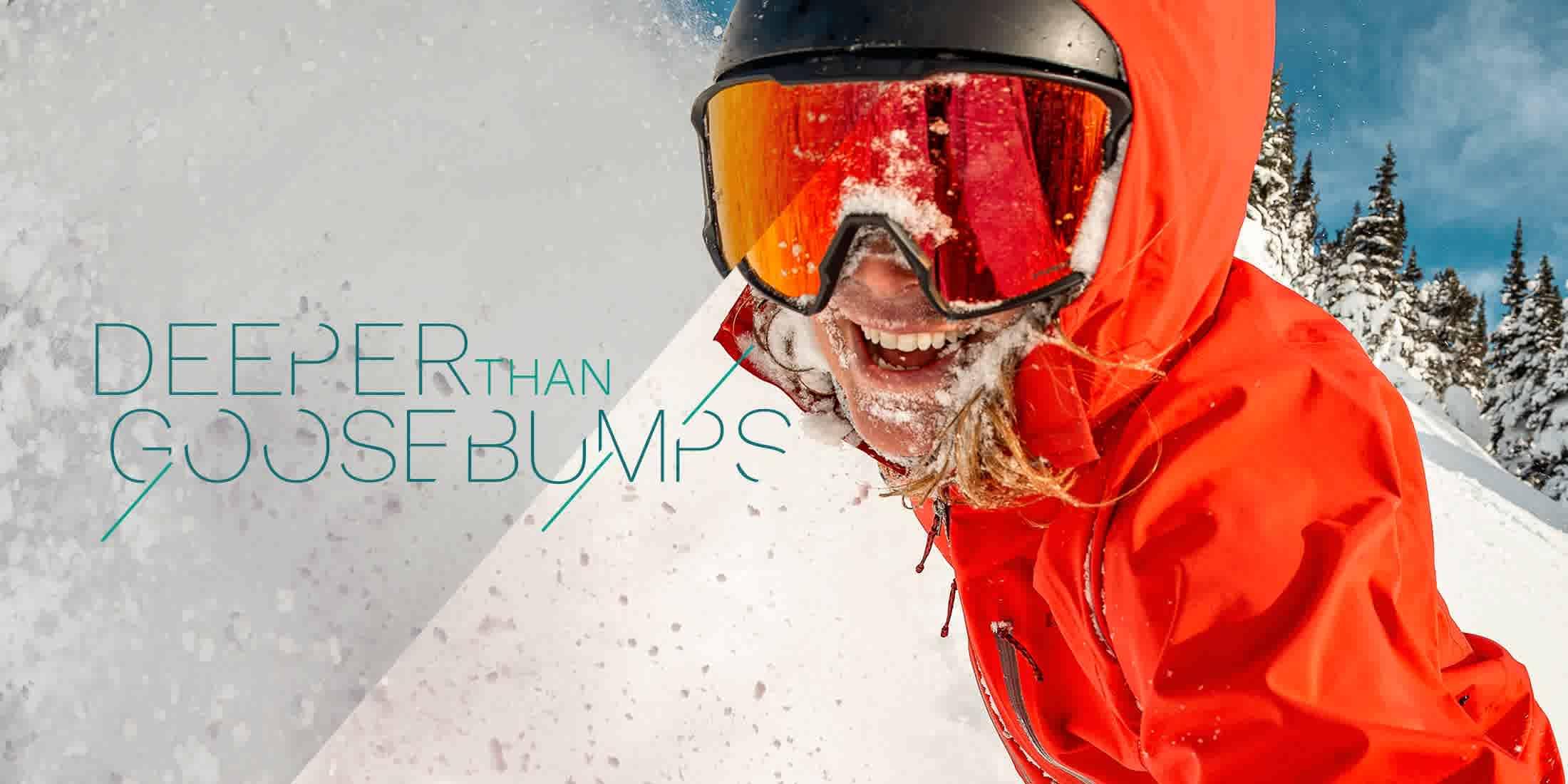 Thrill runs deep when skiing in Whistler BC Canada