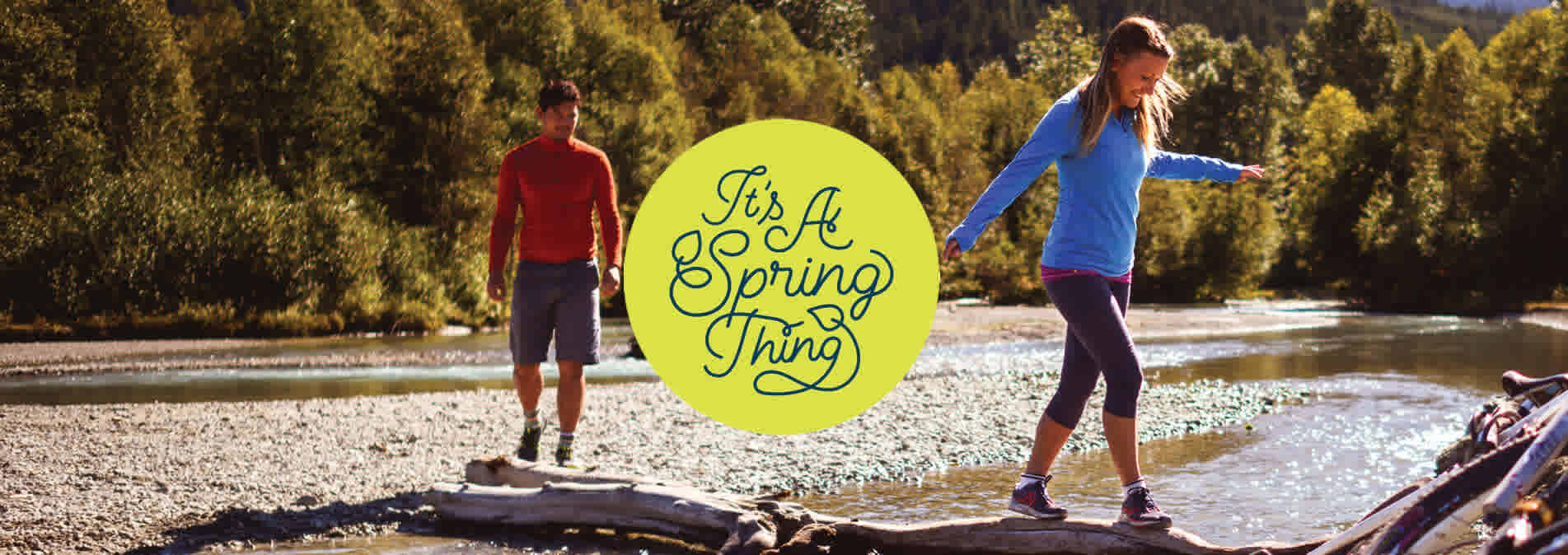 Whistler Family Spring Skiing Deals