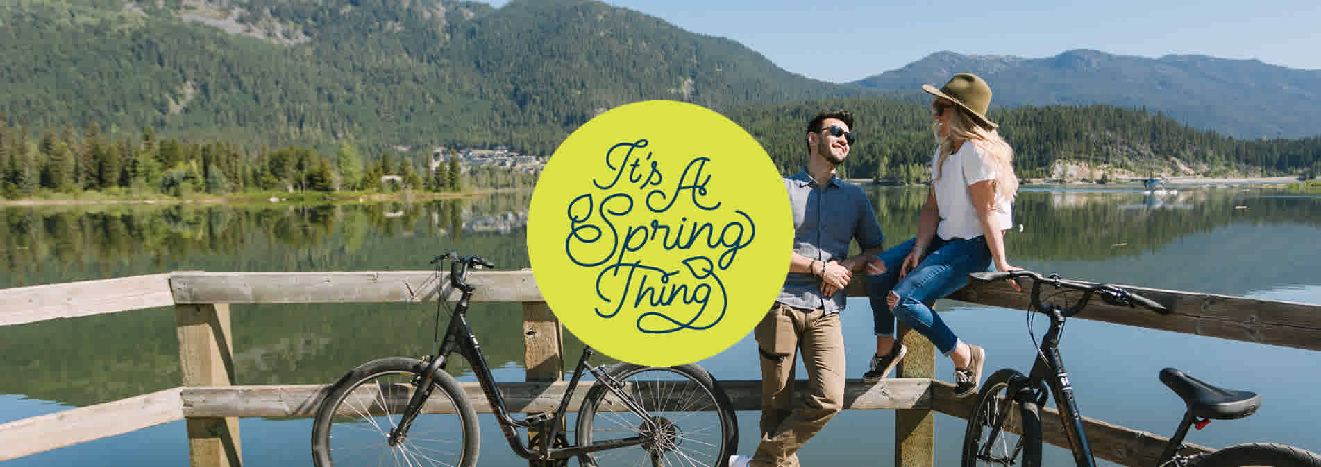 Whistler Family Spring Activity Deals