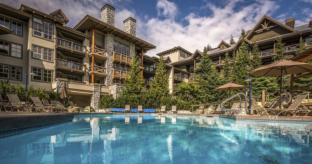Blackcomb Springs Suites Whistler Bc Tourism Whistler
