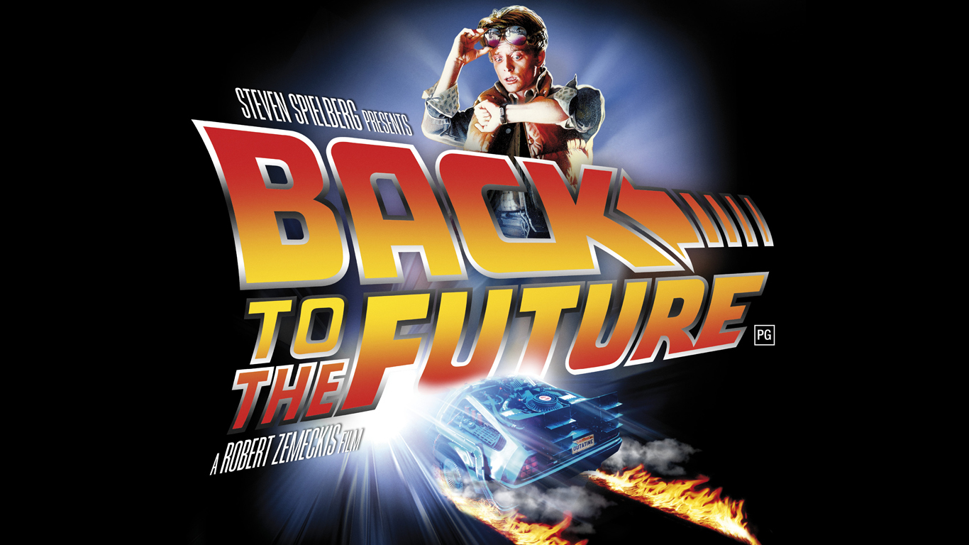Back To The Future Back to the Future rktrmh