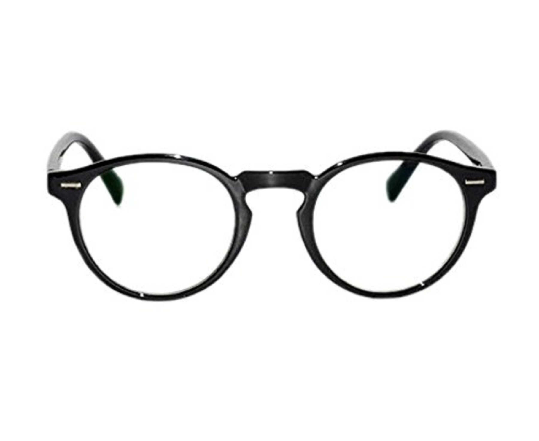 4b44ff7d9 Peter Jones Full Rim Round Unisex Spectacle Frame(Db3|48|Black)