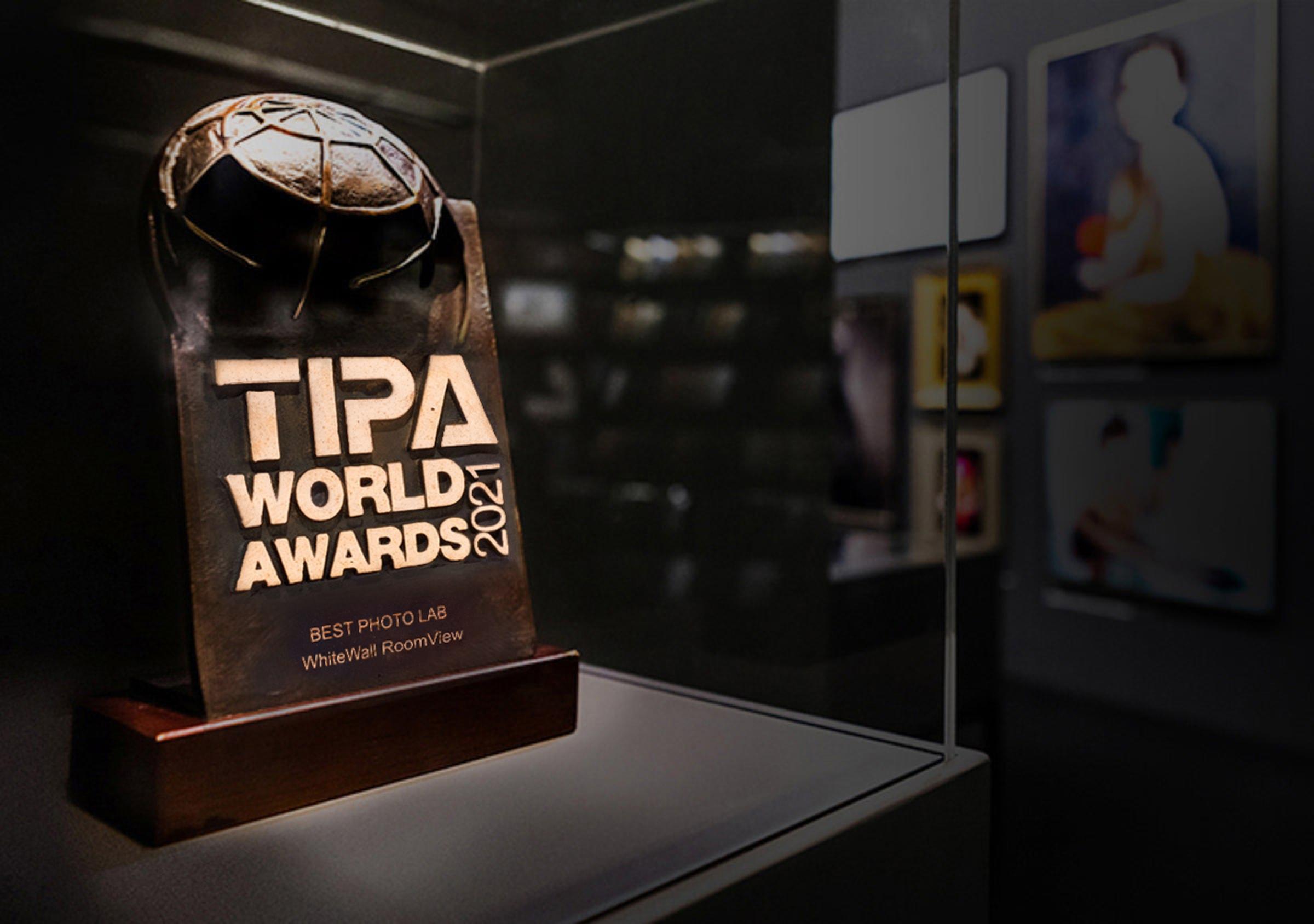 TIPA World Awards 2021 - WhiteWall