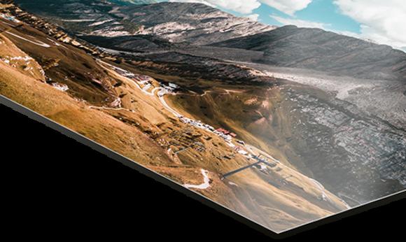 Lambda Print on Fuji Crystal DP II | Matte Surface