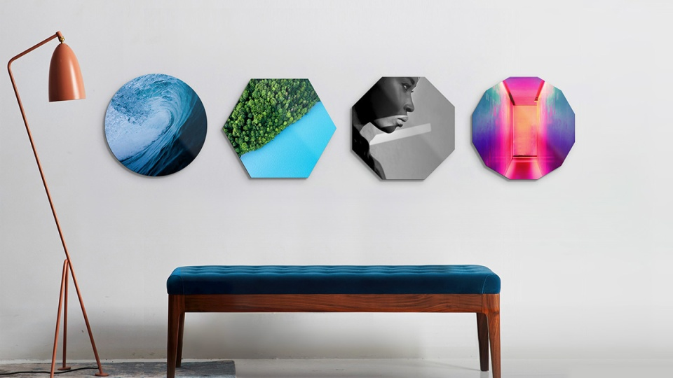 Inspiration Box | Round format and Shapes